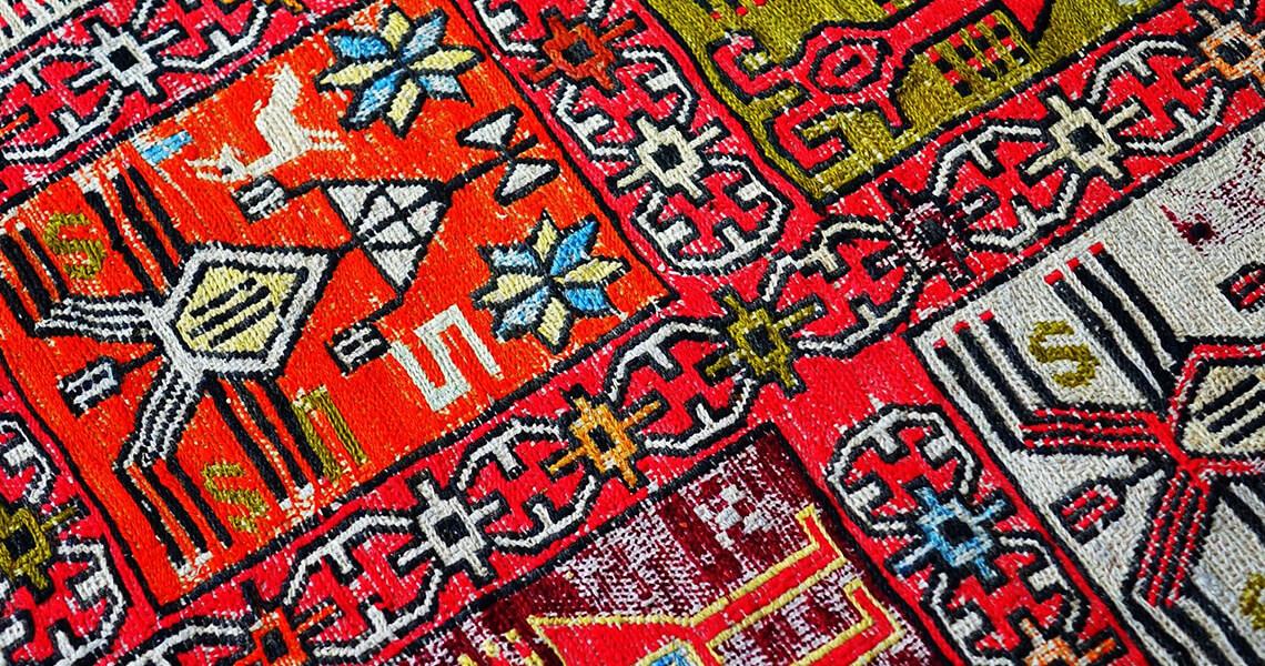 Come riconoscere un tappeto persiano originale?