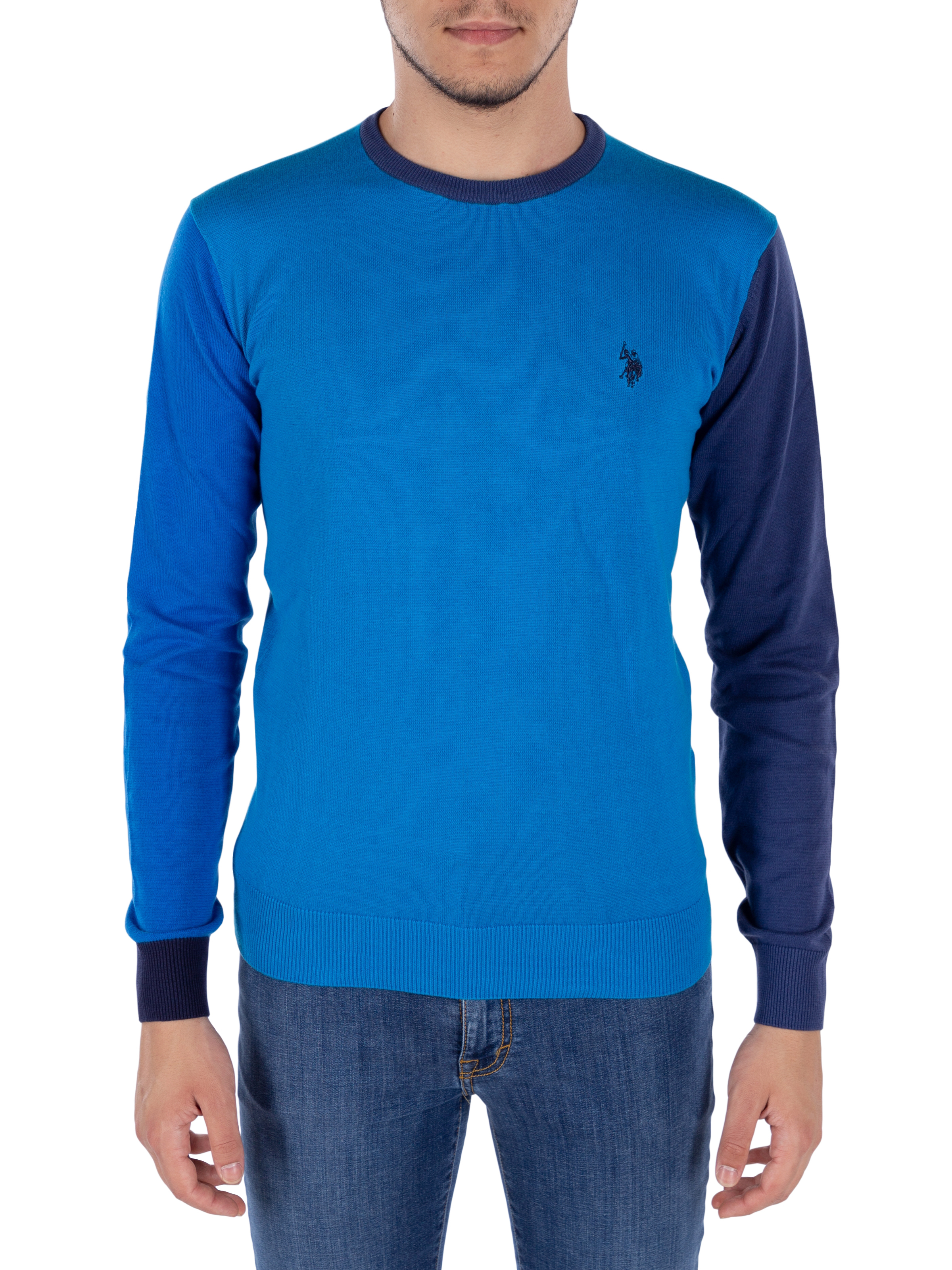 U.S.Polo Assn. Erno Round Neck Knit 5652251727