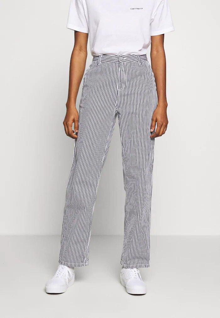 Pantaloni Carhartt W Pullman Ankle