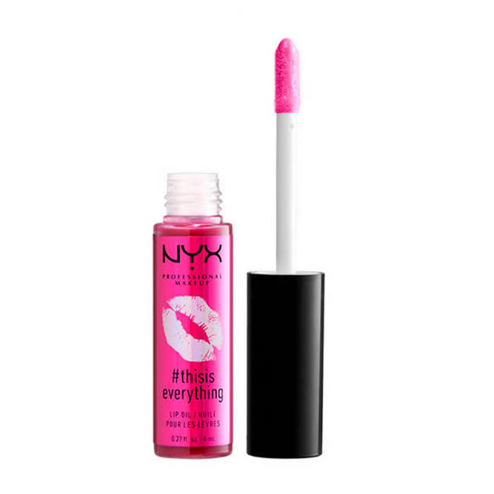 Nyx Thisiseverything Lip Oil Sheer Berry 8ml