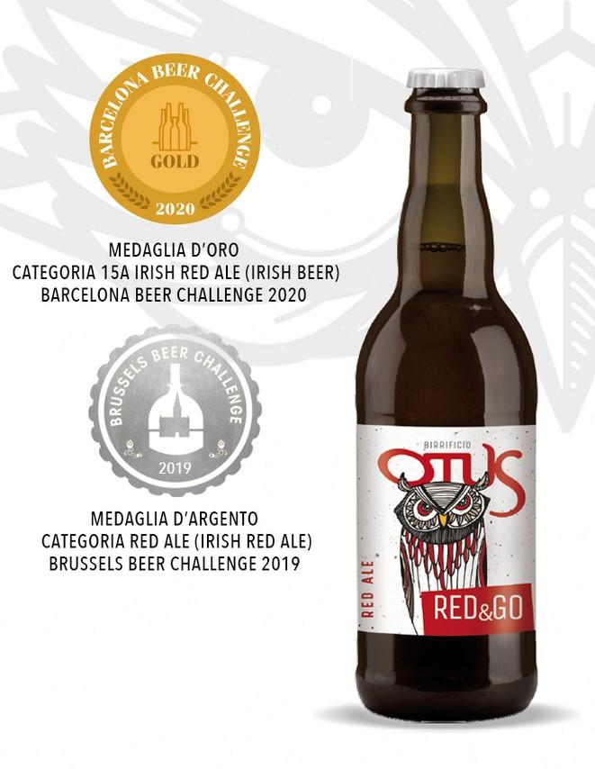 Otus Red & Go (da 50cl)