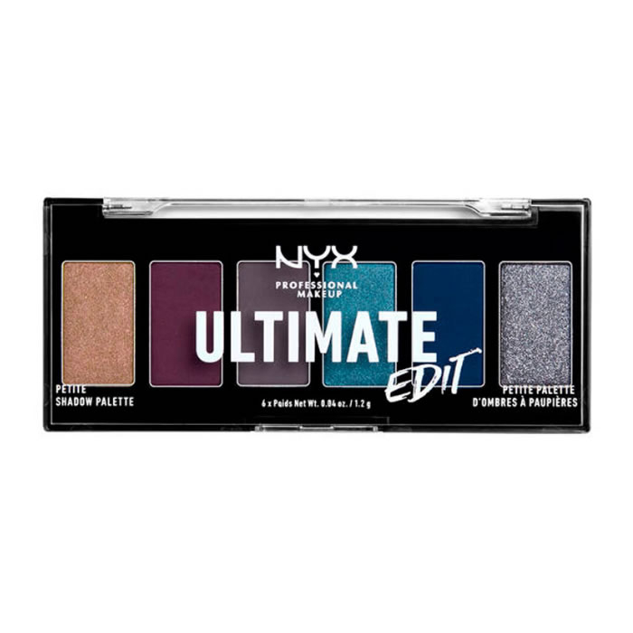 Nyx Ultimate Edit Petite Shadow Palette Ash