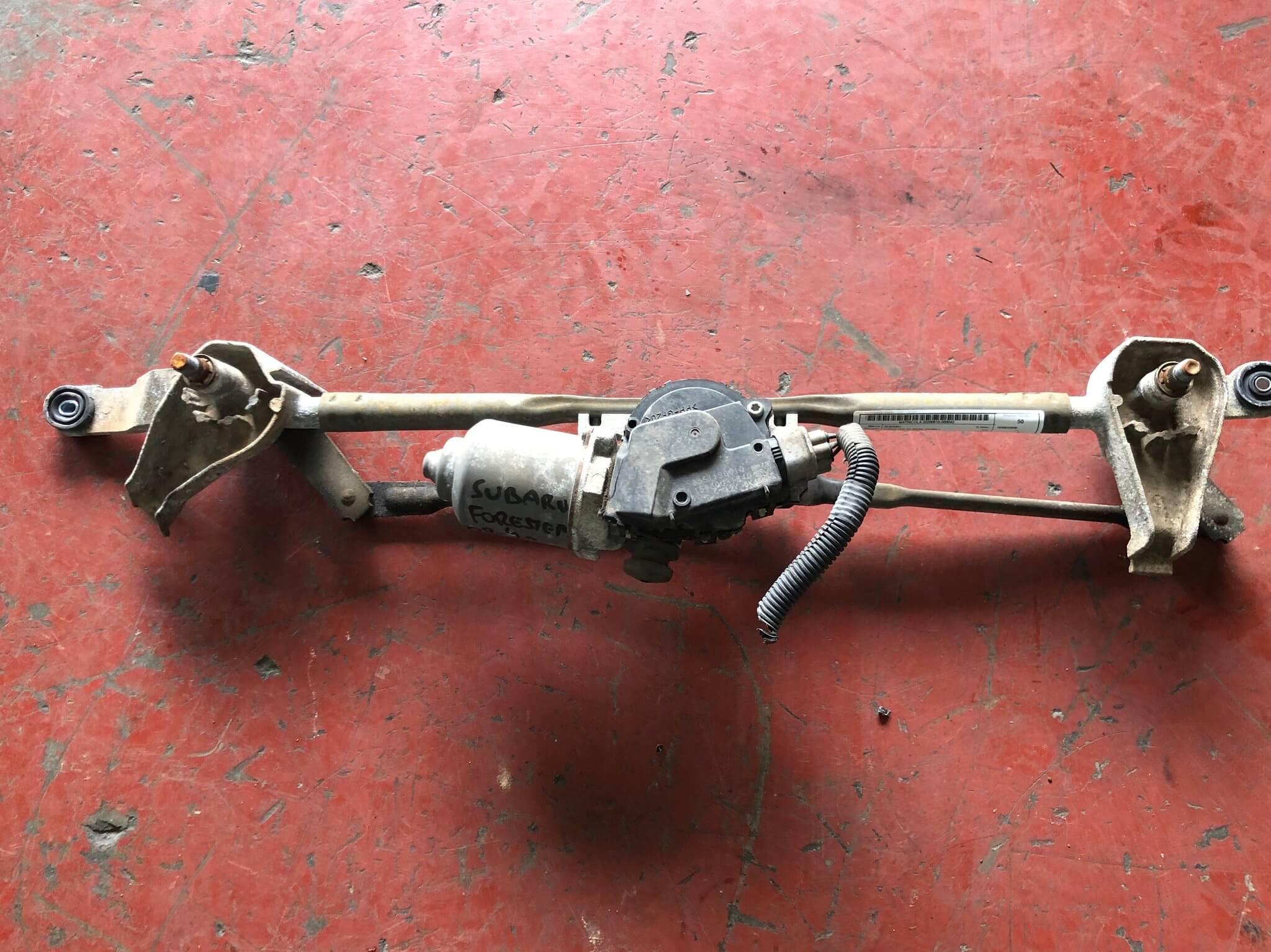 Meccanismo tergi parabrezza usato Subaru Forester 3à serie 2008>