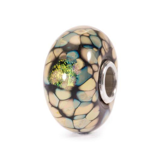 Beads Trollbeads, Mosaico di Fiori Neri