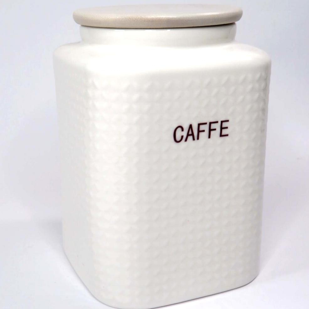 Barattolo in porcellana Caffè
