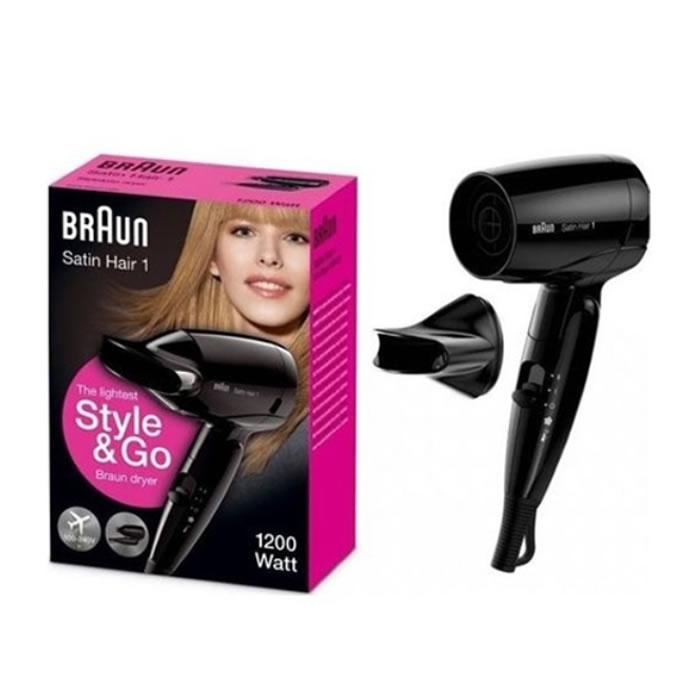 Braun Hairdryer Hd 130 1200W