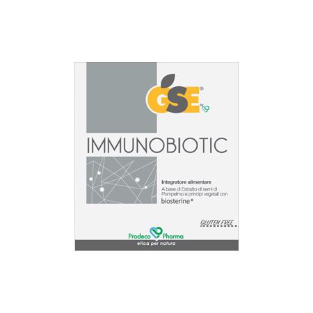 GSE Immunobiotic 30 Compresse