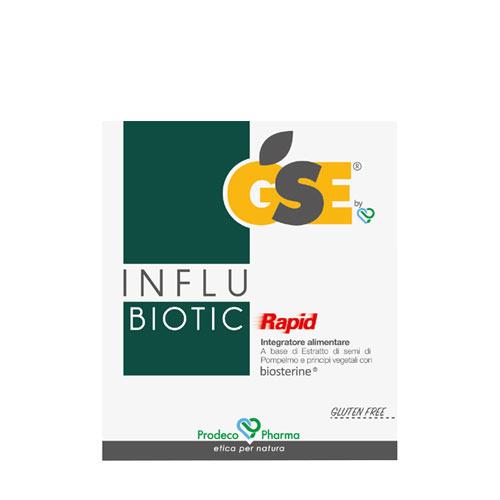 GSE Influbiotic Rapid 30 Compresse