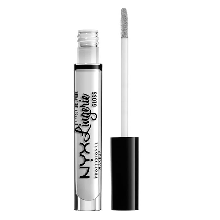 Nyx Lip Lingerie Gloss Clear 3,4ml