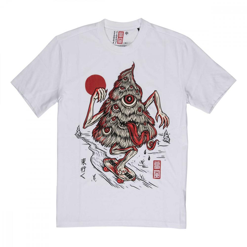 T-Shirt Element Tree  Ghost