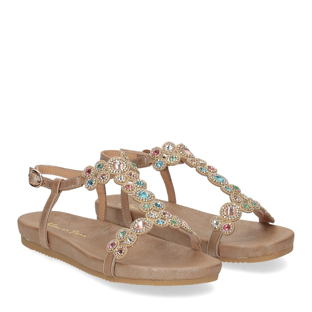 Alma en Pena sandalo oporto bronze v20833