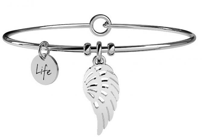 Kidult Bracciale Symbols, Life, ALA | LIBERTÀ