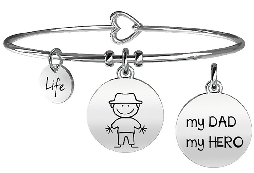Kidult Bracciale Family, Life, DAD