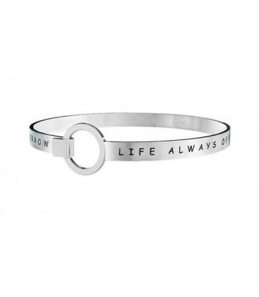 Kidult Bracciale Philosophy, Life, LIFE ALWAYS...