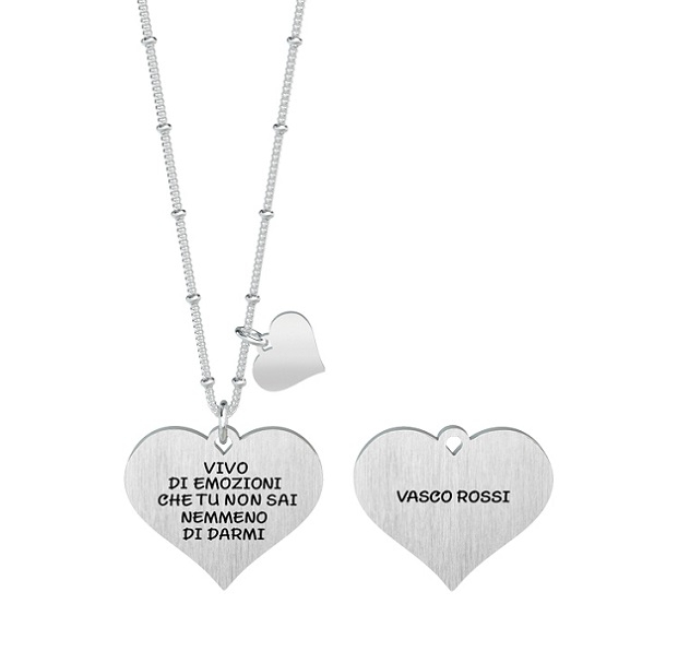 Kidult Collana Love, Life, Vasco official Collection (Rewind)