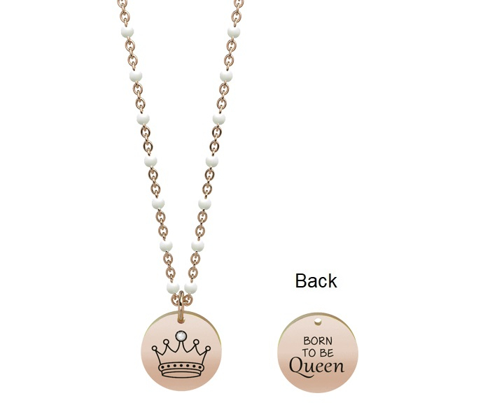 Kidult Collana Symbols, Life (Corona   Carisma)