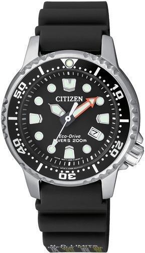 Citizen Diver's 200 mt Eco-Drive Lady (Cinturino poliuretano)