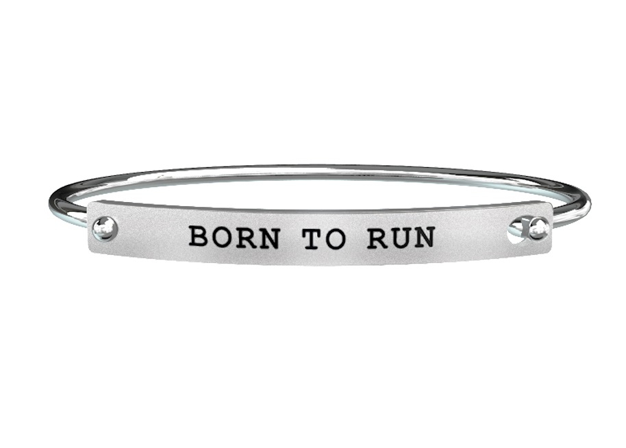 Kidult Bracciale Free Time, Life (Born to run)
