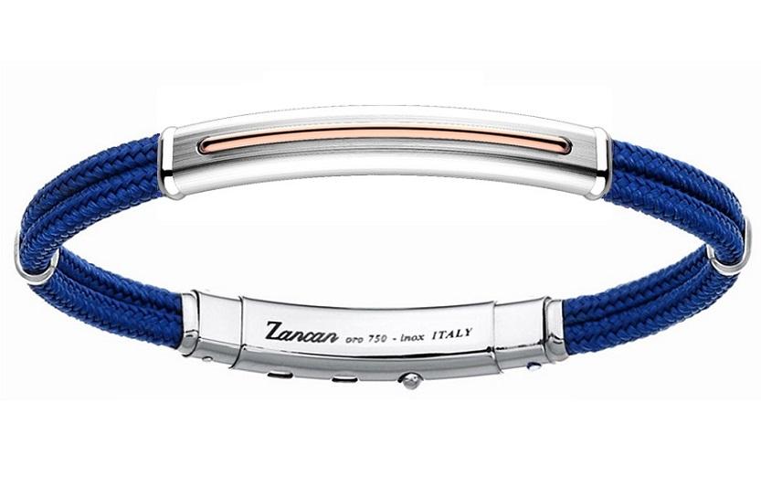 Zancan Bracciale Robikevlar (Kevlar Blu)