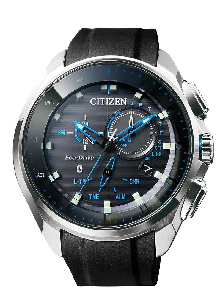 Citizen Bluetooth Watch Acciaio