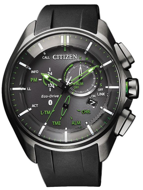 Citizen Bluetooth Watch Supertitanio