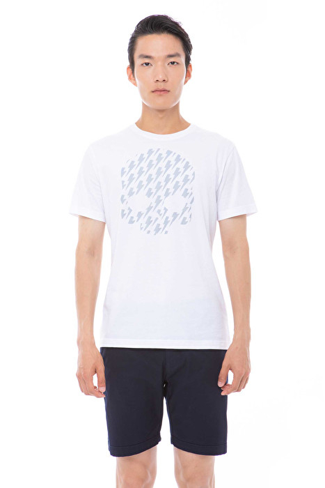 SHOPPING ON LINE HYDROGEN FLASH SKULL TEE NEW COLLECTION SPING SUMMER 2020