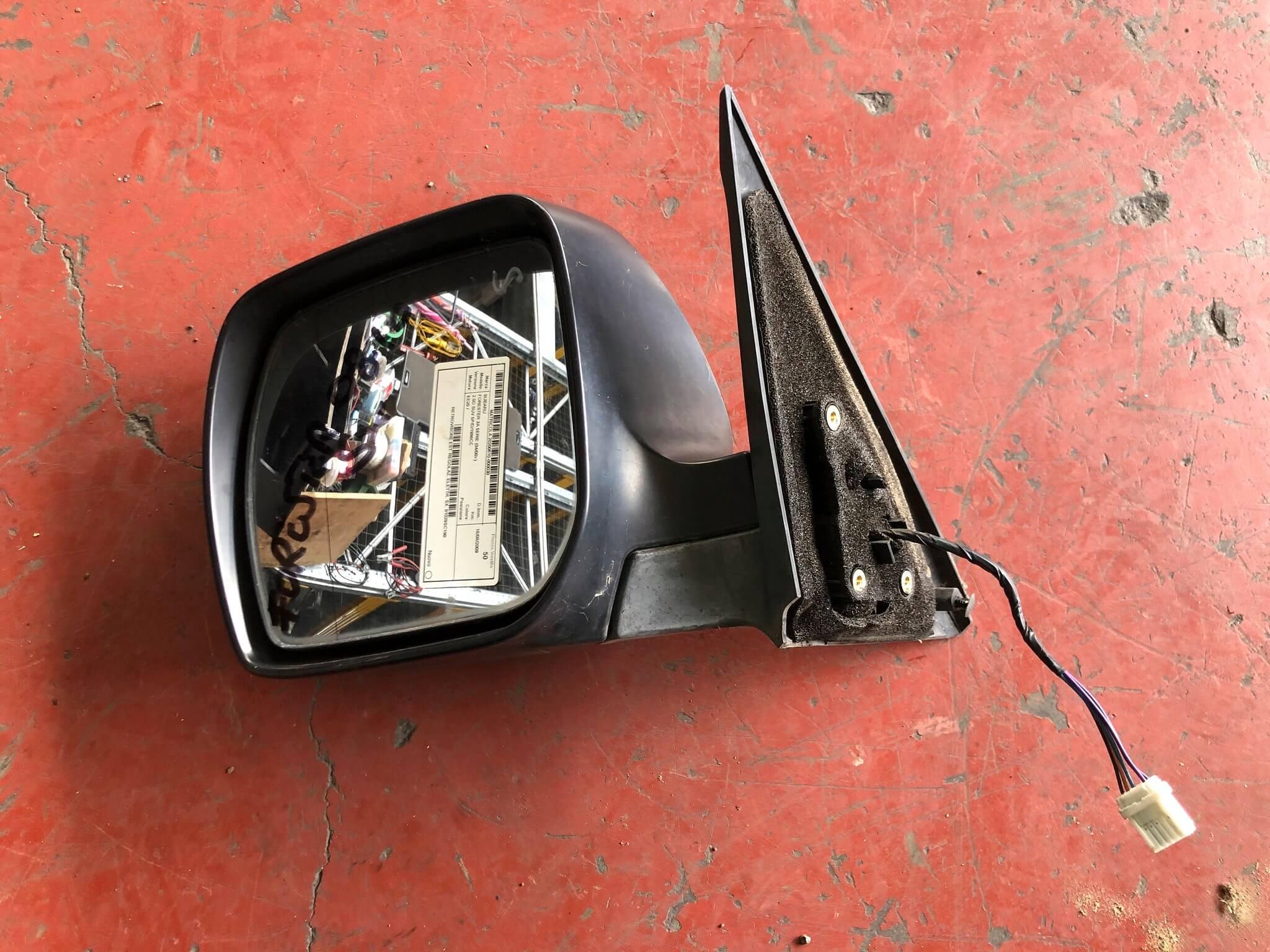 Retrov. est. sx elettr. usato Subaru Forester 3à serie