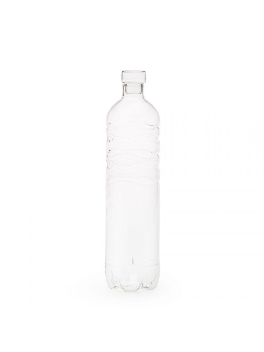 Bottiglia in vetro Estetico quotidiano di Seletti