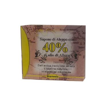 Sapone di Aleppo 40%
