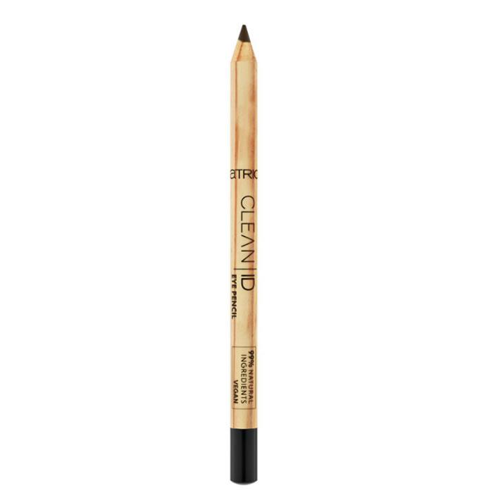 Catrice Clean Id Eye Pencil 010 Truly Black