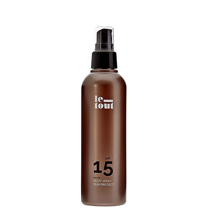 Le Tout Sun Protect Spray Spf15 200ml
