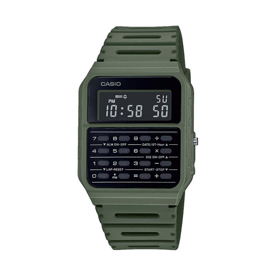 Orologio Casio Verde Militare