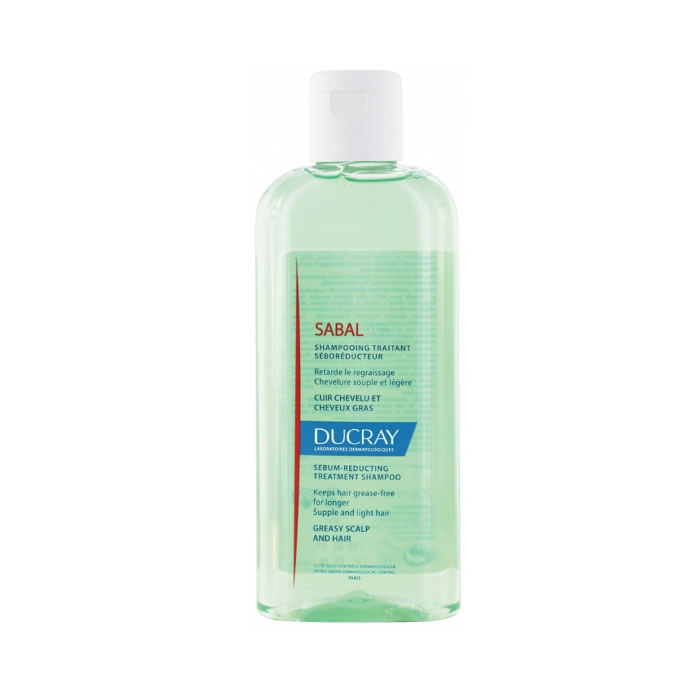 Ducray Sabal Sebum Regulating Shampoo 200ml