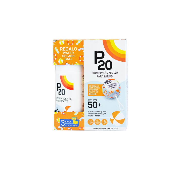 Riemann P20 Kids Spf 50+ Waterball Gift