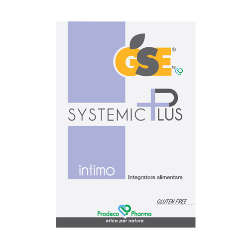GSE Intimo Systemic Plus 30 Compresse