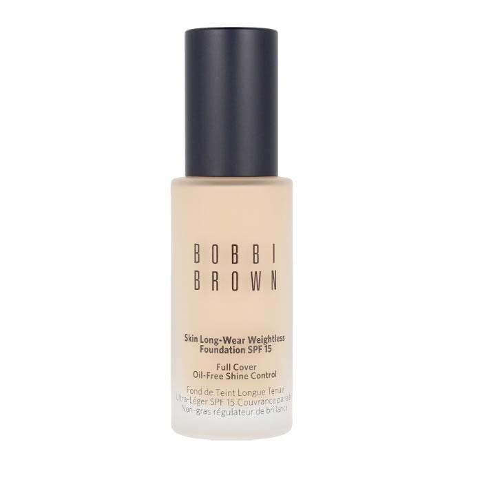 Bobbi Brown Skin Long-Wear Weightless Foundation Spf15 Warm Sand 30ml