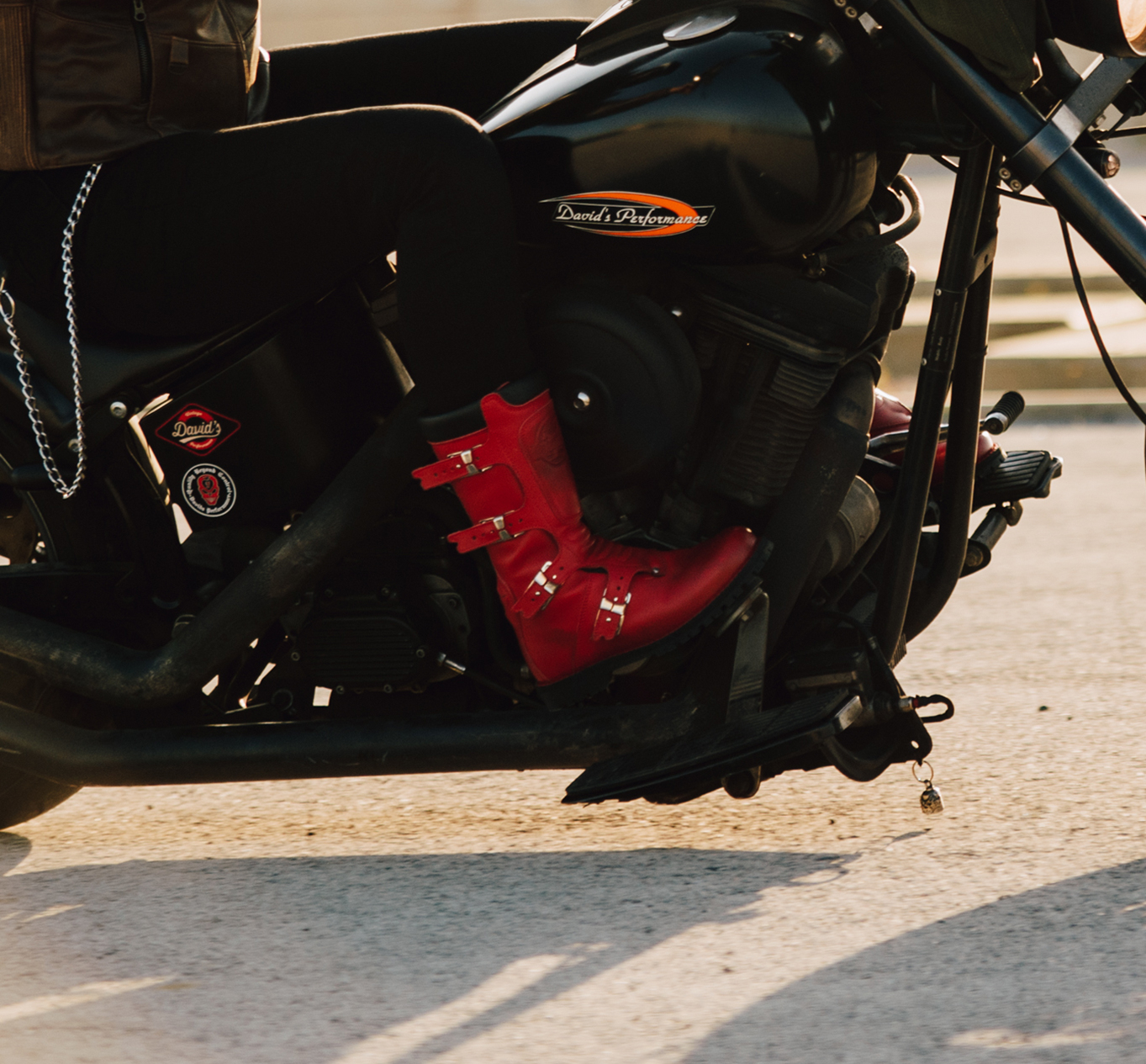 What are the best motorcycle touring boots?