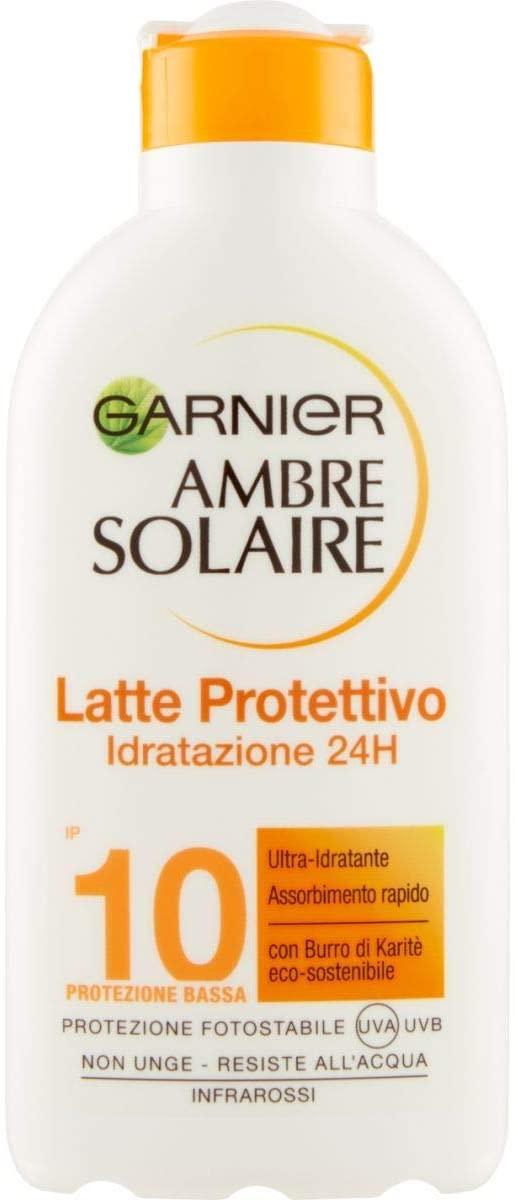 Latte protettivo 10 Garnier 200 ml