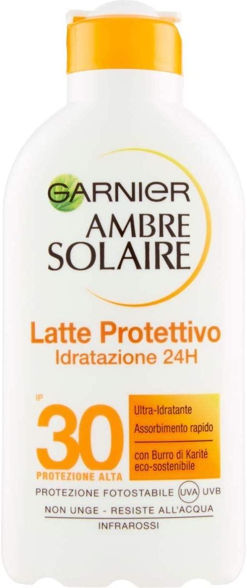 Latte protettivo 30 Garnier 200 ml