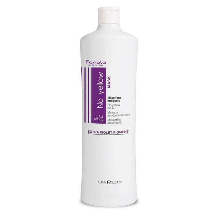 Fanola No Yellow Shampoo Opacizzante 1000ml