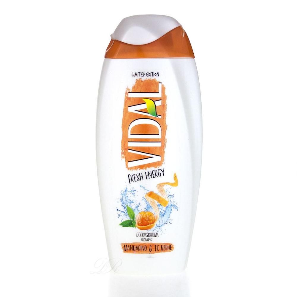 VIDAL Fresh Energy Mandarino&Te Verde Bagnodoccia 500ml