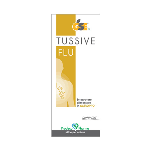 GSE Tussive Flu 120 ml