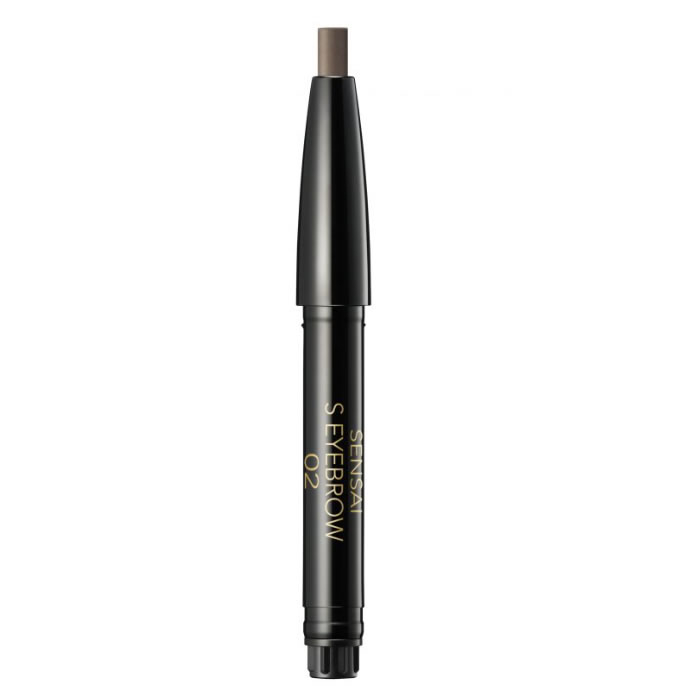 Sensai Colours Styling Eyebrow Pencil Refill 02 Warm Brown