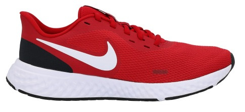 Nike scarpe da corsa Uomo BQ3204-600GYM RED/WHITE