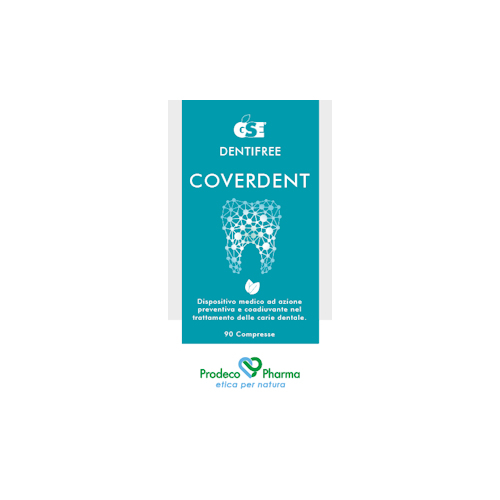 GSE Dentifree Coverdent 90 Compresse