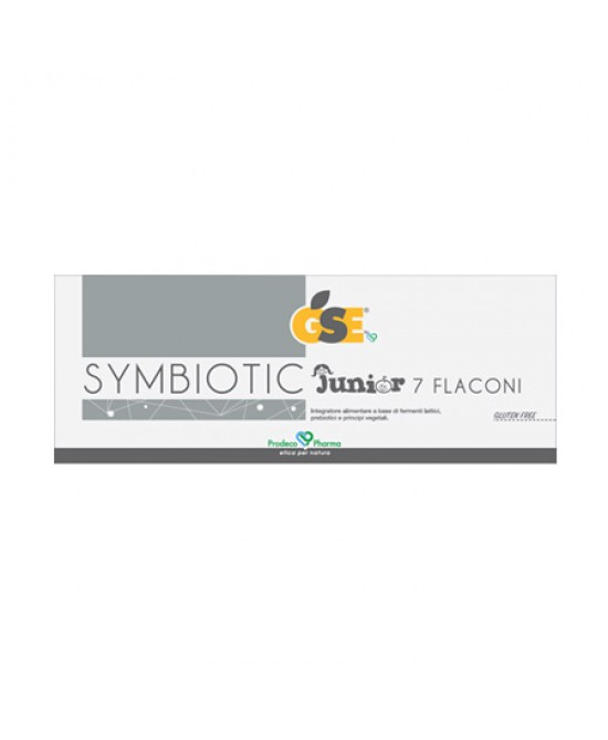 GSE Symbiotic Junior 7 Flaconcini Monodose