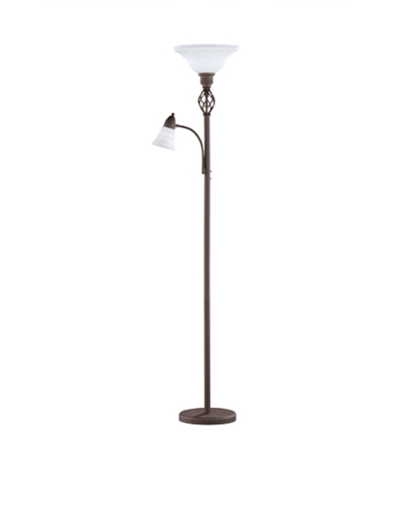 LAMPADA DA TERRA RUSTICA TRIO LIGHTING FOR YOU