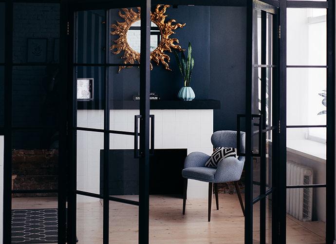 stile colore nero san marco group