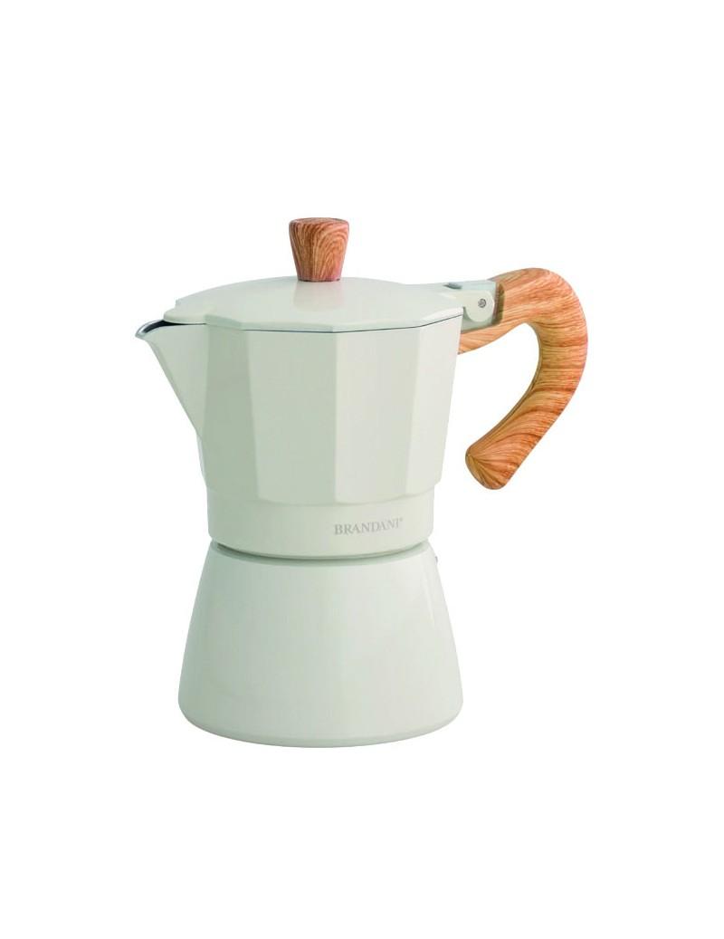 CAFFETTIERA 3 TAZZE NATURALEXPRESS BRANDANI