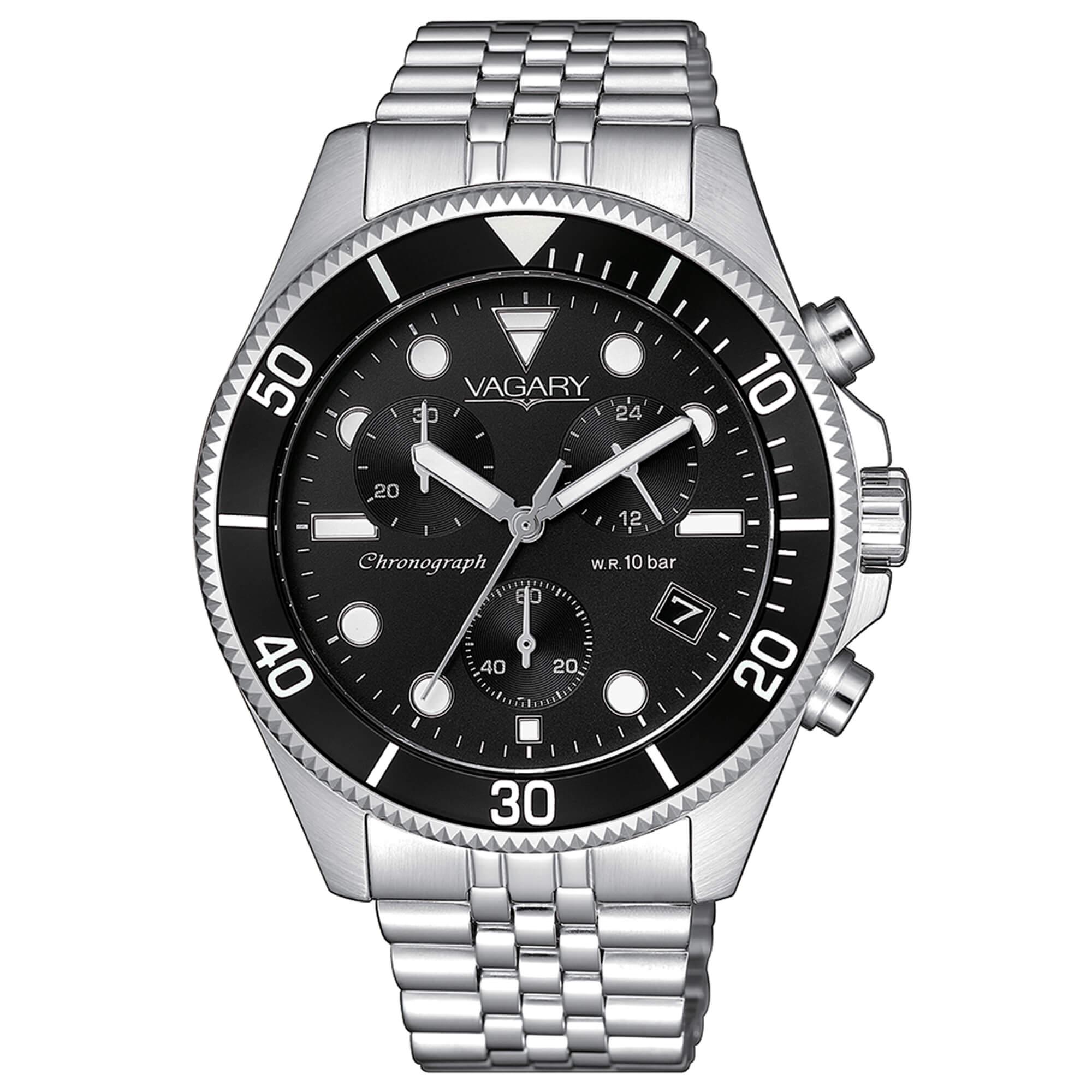 Vagary Aqua 39Crono DiverVS1-019-55